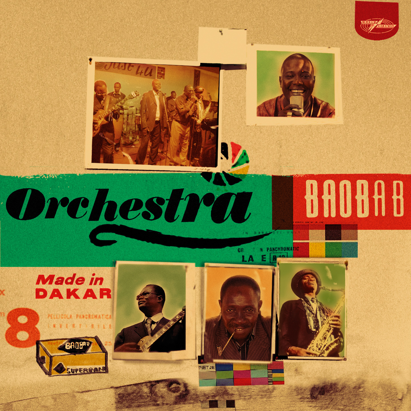 078 Orchestra Baobab Made In Dakar Square